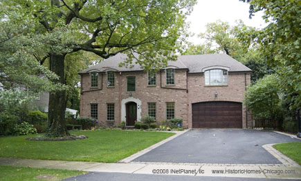 Historic Homes Chicago Suburbs Homemade Ftempo